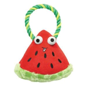 Grriggles Happy Fruit Rope Tug